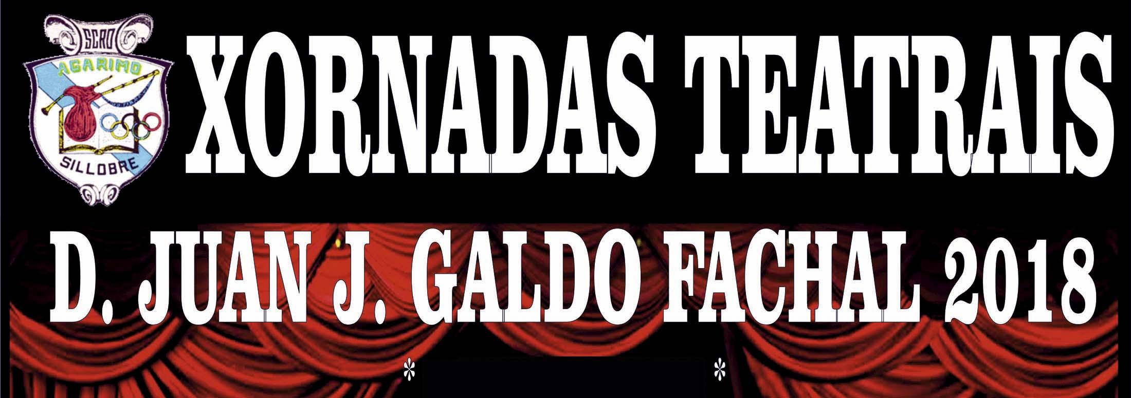 Xornadas teatrais D.Juan J. Galdo Fachal 2018