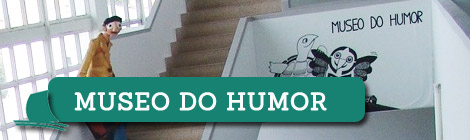 O museo do humor